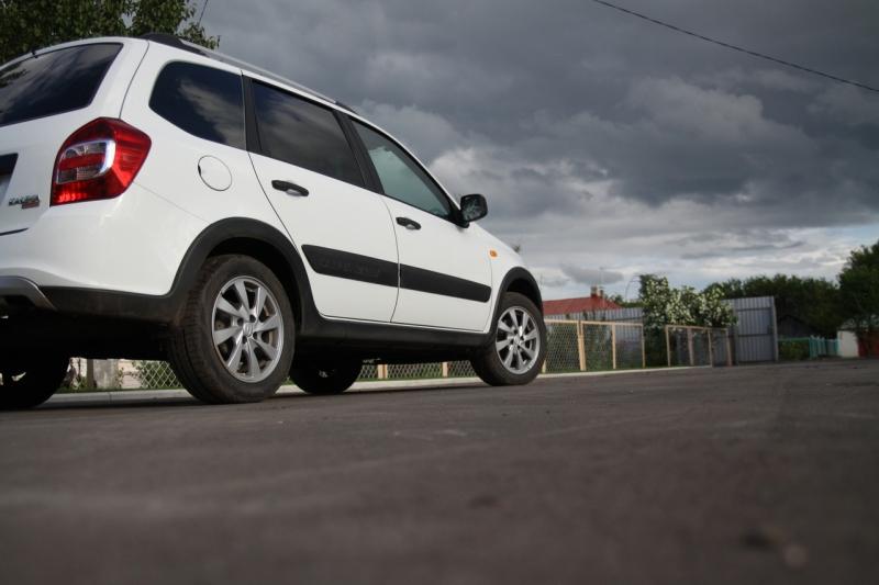 Lada Kalina Cross: sahiplerinin yorumları. Araba Lada Kalina Cross: fiyat