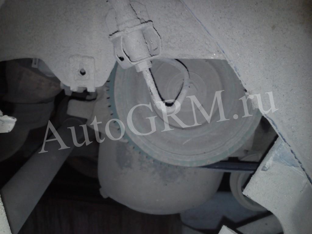 VAZ 2110 16 vana tevzi kayışını değiştirme. VAZ 2110: onarımlar 1